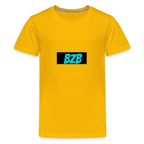 bzb short for BreZeeyBre - Kids' Premium T-Shirt