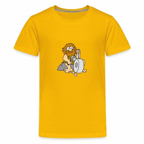 Préhistoire 01 - Kids' Premium T-Shirt