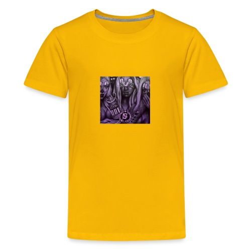 see no hear no - Kids' Premium T-Shirt