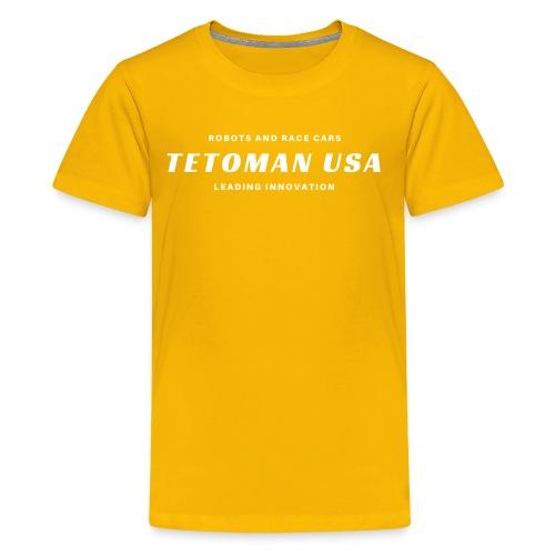 TETOMAN USA - LEADING INNOVATION - Kids' Premium T-Shirt