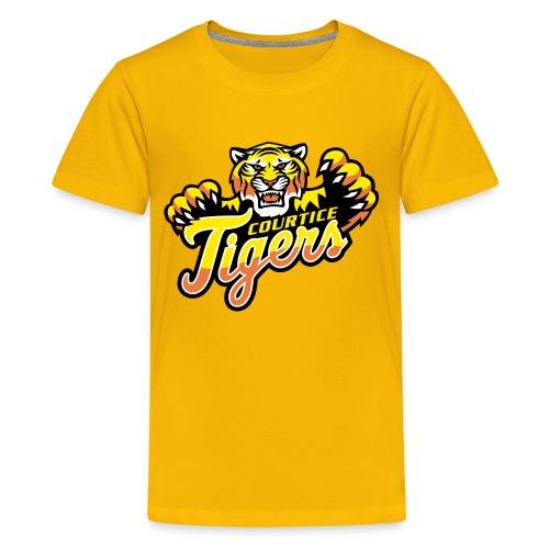 Courtice FINAL - Kids' Premium T-Shirt
