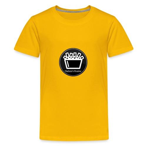 Vladimir s Poutine Logo - Kids' Premium T-Shirt