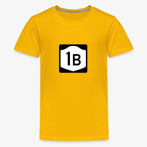 600px NY 1B svg - Kids' Premium T-Shirt
