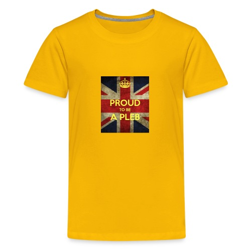 proud-to-be-a-pleb - Kids' Premium T-Shirt