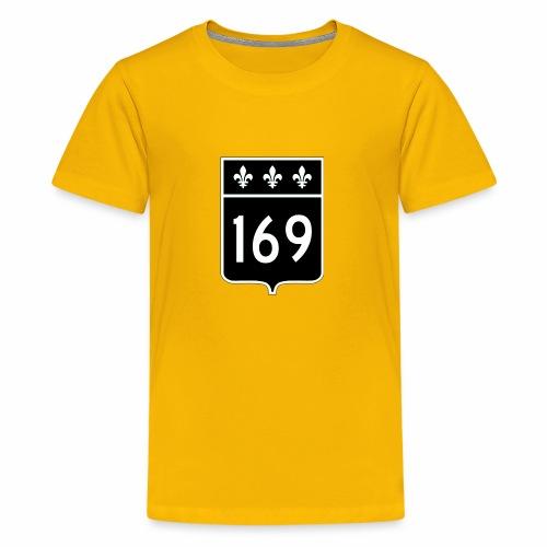 Highway 169 - Kids' Premium T-Shirt