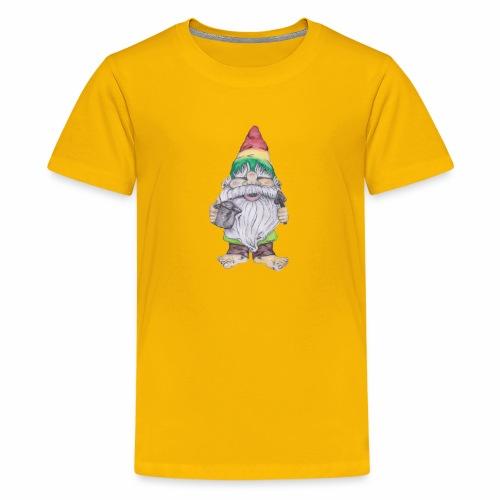 Gnomey - Kids' Premium T-Shirt