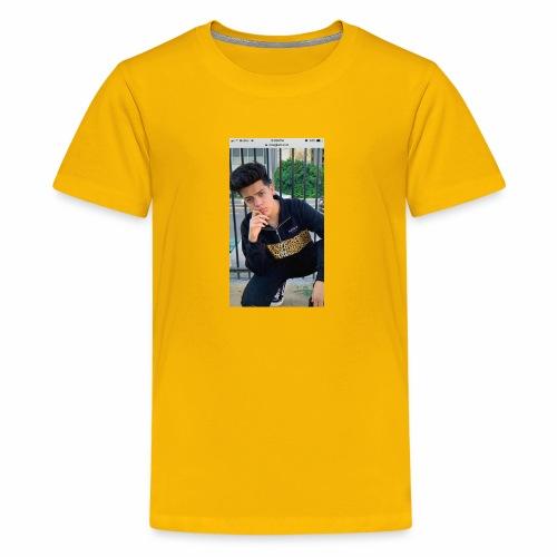 I love my fans ❤️💕😘 - Kids' Premium T-Shirt