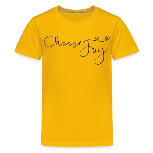 Choose Joy - Kids' Premium T-Shirt