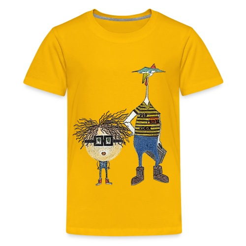 2lighterclearsmall - Kids' Premium T-Shirt