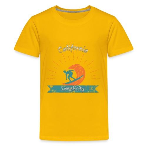 California Simplicity - Kids' Premium T-Shirt