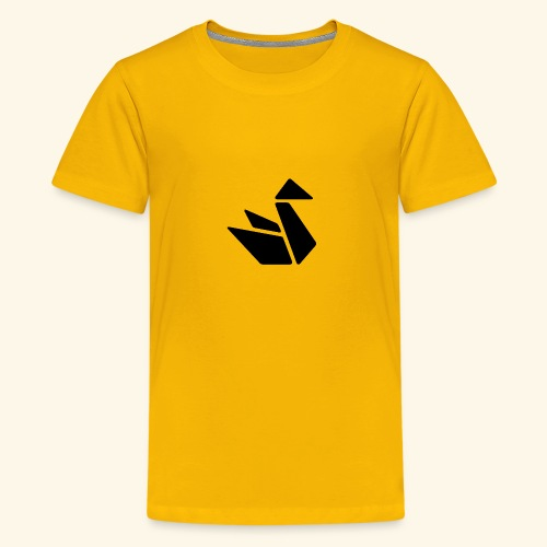 Swan Merch - Kids' Premium T-Shirt