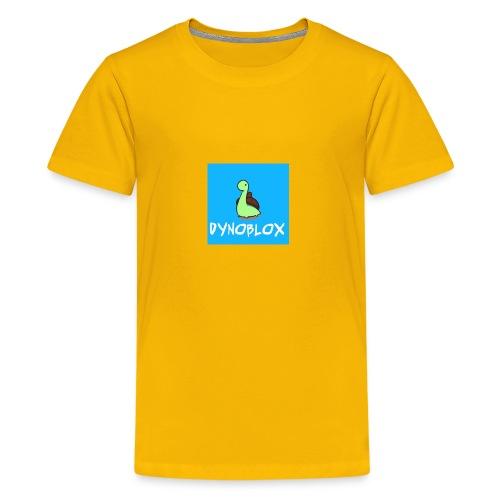 Dynoblox Logo - Kids' Premium T-Shirt