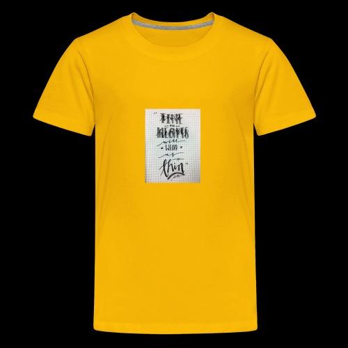 Sick of losing soulmates - Kids' Premium T-Shirt