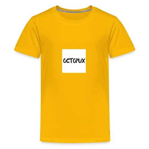 OCTOPUX MERCH: WAVE 1 - Kids' Premium T-Shirt