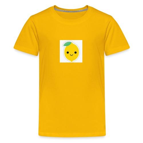 Lemon Squeeze - Kids' Premium T-Shirt