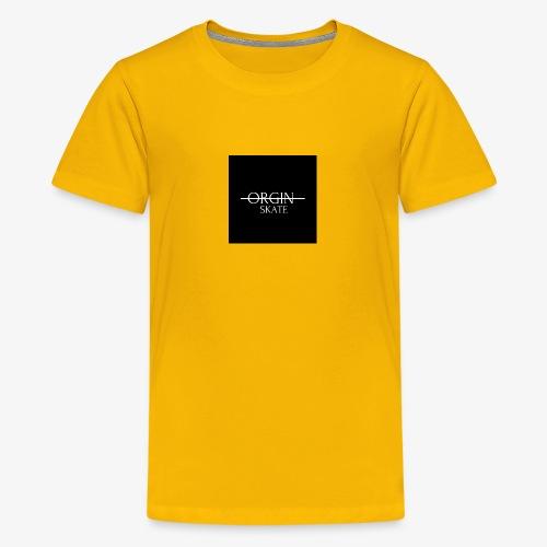 ORGIN SKATE CO. - Kids' Premium T-Shirt