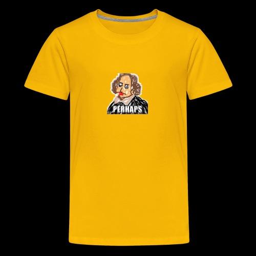 PERHAPS William Shitpostspeare - Kids' Premium T-Shirt