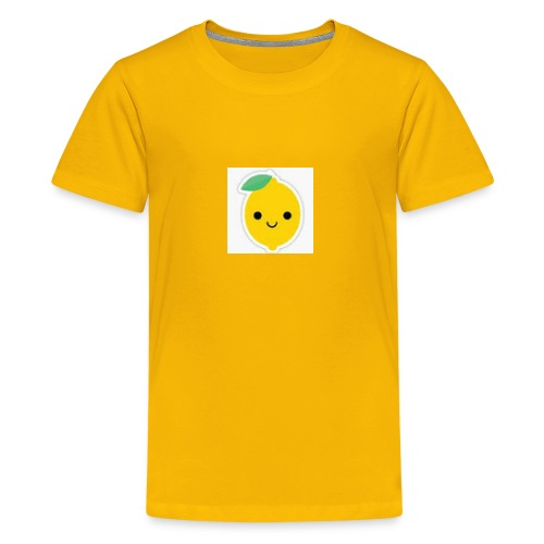 Lemon Squeeze - Kids' Premium T-Shirt
