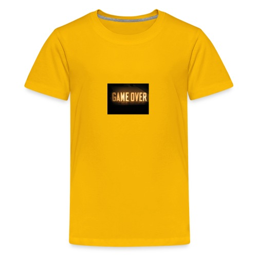 game-over tops ect - Kids' Premium T-Shirt