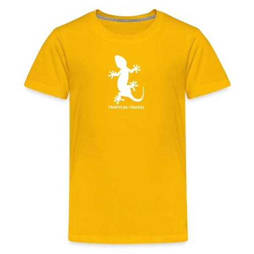 tropical travel - Kids' Premium T-Shirt