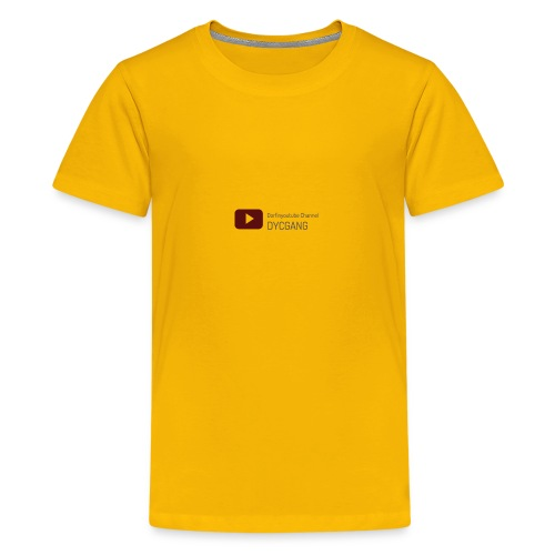 Dorfinyoutube Channel Merch - Kids' Premium T-Shirt