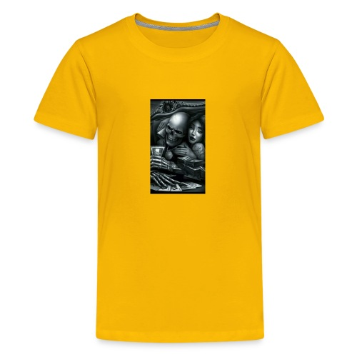 In love with the game - Kids' Premium T-Shirt