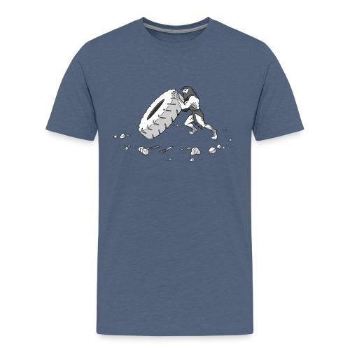 Stone Age Strength - Kids' Premium T-Shirt
