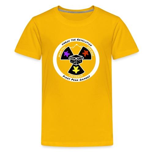 Pikes Peak Gamers Convention 2019 - Clothing - Kids' Premium T-Shirt