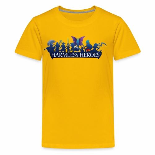 Offline - Harmless Heroes - Kids' Premium T-Shirt