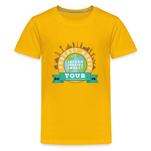 PWT 2019 - Kids' Premium T-Shirt