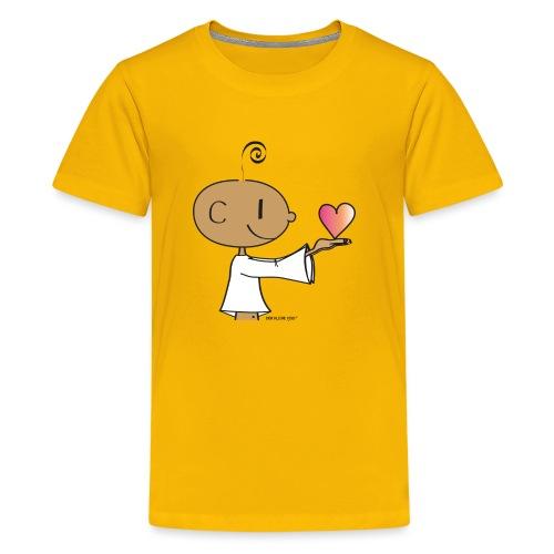 The little Yogi - Kids' Premium T-Shirt