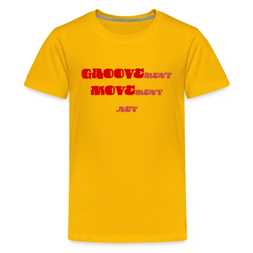 GROOVEment MOVEment 2 - Kids' Premium T-Shirt