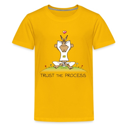 Trust the Process - Kids' Premium T-Shirt