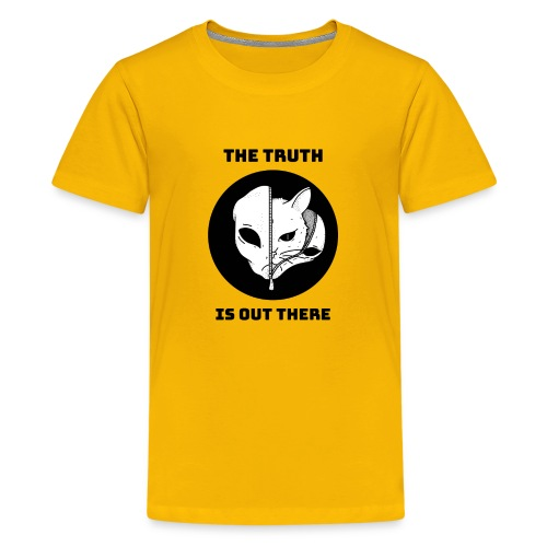 The truth is out there - Kids' Premium T-Shirt