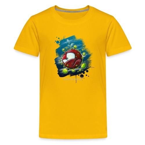 Covid - Kids' Premium T-Shirt