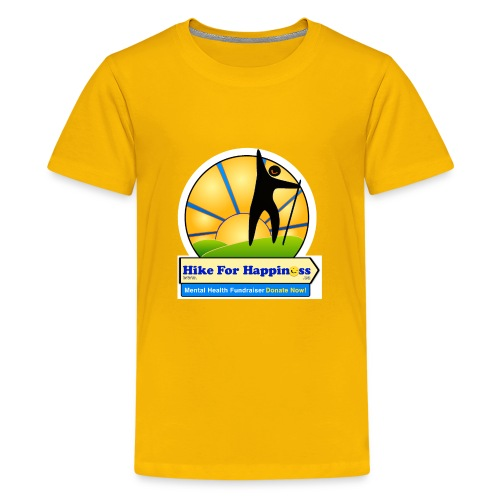 Hike Tops - Kids' Premium T-Shirt