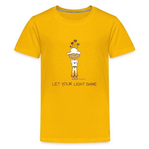 Let your light shine - Kids' Premium T-Shirt