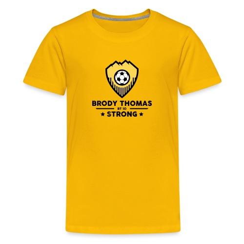 BT 10 STRONG - Kids' Premium T-Shirt
