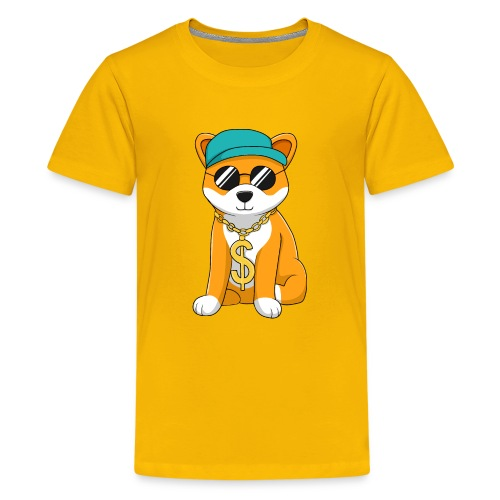 Money Dog - Kids' Premium T-Shirt