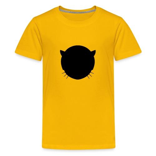 Musetta Minimal Black collection - Kids' Premium T-Shirt