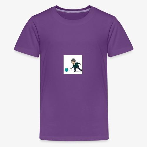 Muhammad Daniel Bowling - Kids' Premium T-Shirt