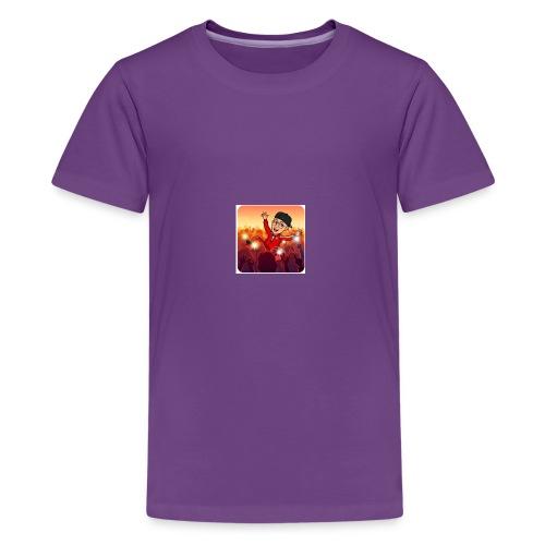 bitmoji 20180412033325 - Kids' Premium T-Shirt