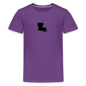 LA SMALL - Kids' Premium T-Shirt