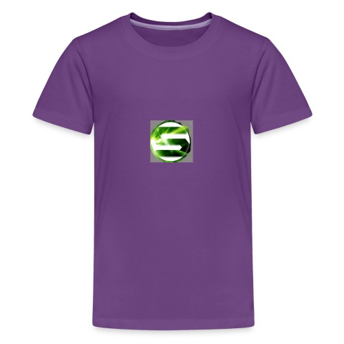 Spreadshirt_tryck_1_v2 - Kids' Premium T-Shirt