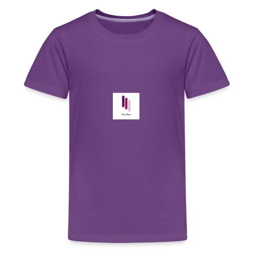 pinterest profile image - Kids' Premium T-Shirt