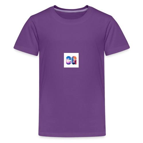 CG_Logo - Kids' Premium T-Shirt