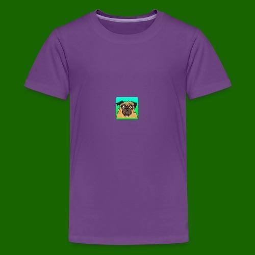 TheBratPug TEAM PLAYER - Kids' Premium T-Shirt
