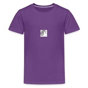 026C9950 5D1C 41DA B9DA DF4998D11D2F - Kids' Premium T-Shirt