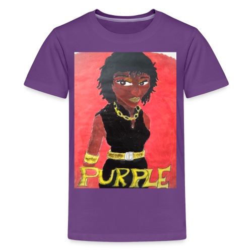 Nigerian - Kids' Premium T-Shirt