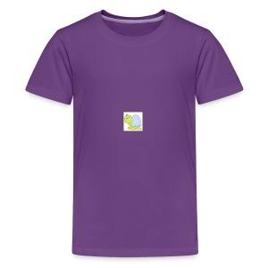 Baby turtles - Kids' Premium T-Shirt